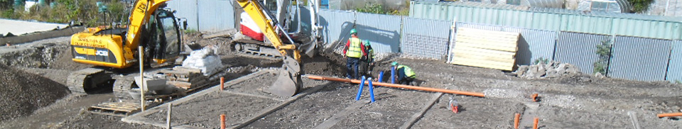 Groundwork Contractors Cheshire North West