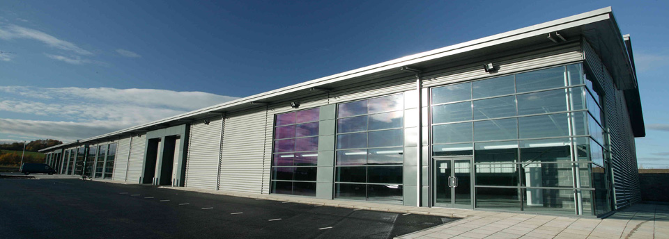 Commercial Design and Build Cheshire North West
